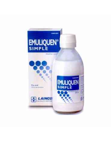 EMULIQUEN SIMPLE 478.2 MG/ML EMULSION ORAL 230 ML