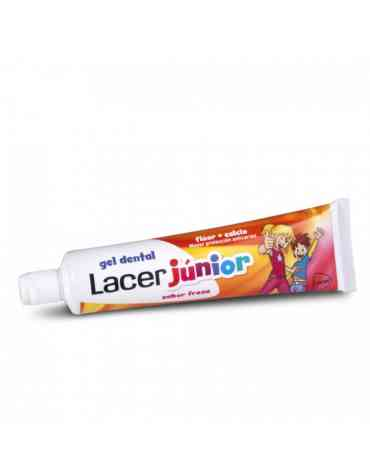 LACER JUNIOR GEL DENTAL FRESA 75ML