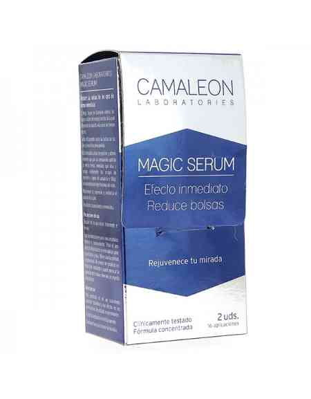 CAMALEON MAGIC SERUM AMPOLLA CONTORNO DE OJOS 2 ML 2 U