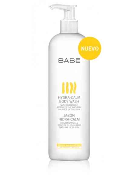 BABE JABON HYDRA-CALM 500 ML