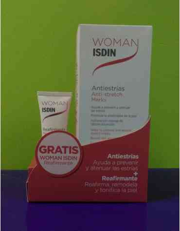 WOMAN ISDIN ANTIESTRIAS 250 ML TUBO