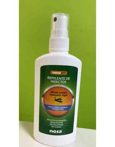 NOSAKIT SPRAY FAMILIAR REPELENTE 100 ML