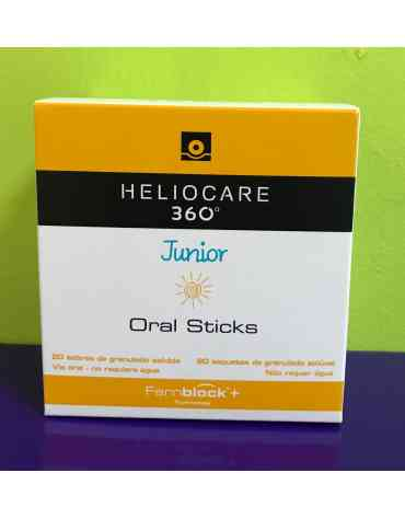 HELIOCARE 360º KIDS ORAL STICKS