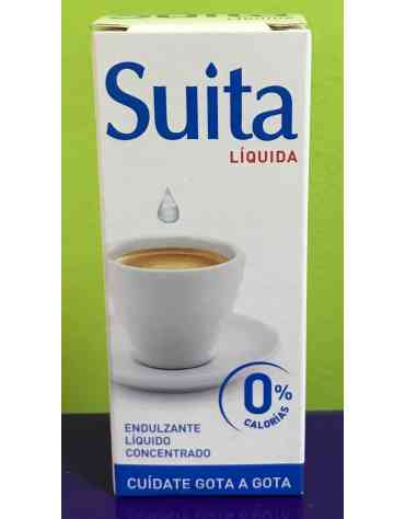 SUITA LIQUIDA SACARINA 24 ML