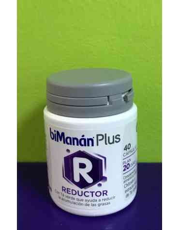 BIMANAN PLUS R REDUCTOR 40 CAPS