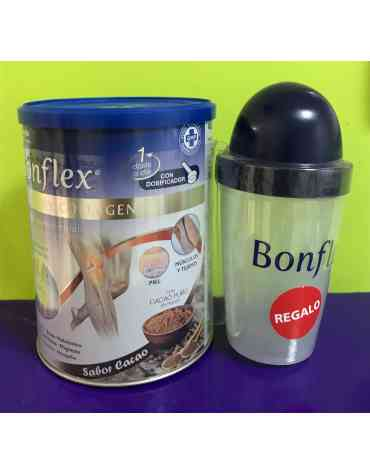 BONFLEX RECOVERY COLLAGEN CACAO 397,5 G