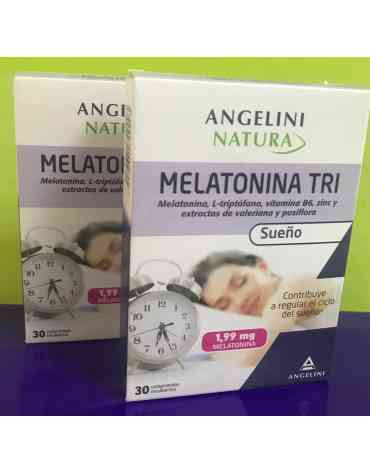 MELATONINA TRI 1.99 MG 30 COMP