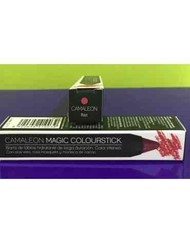 CAMALEON MAGIC COLOUR STICK LABIAL ROJO 4 G