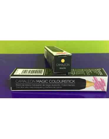 CAMALEON MAGIC COLOUR STICK LABIAL AMARILLO 4 G