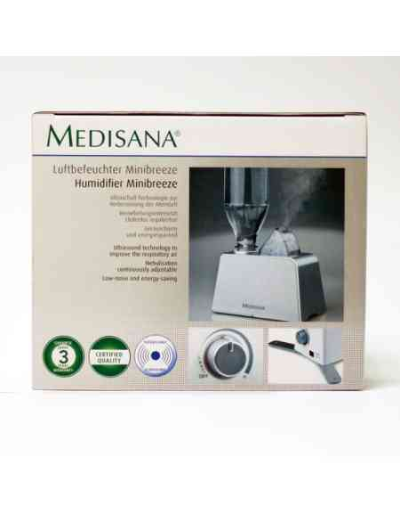 HUMIDIFICADOR ULTRASONIDOS MEDISANA