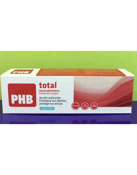 PHB TOTAL PASTA DENTIFRICA 75 ML