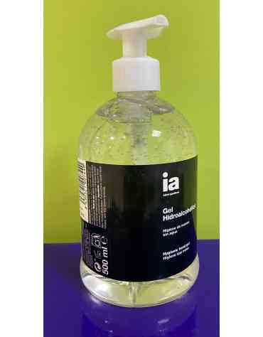 GEL HIDROALCOHOLICO MANOS 500 ML
