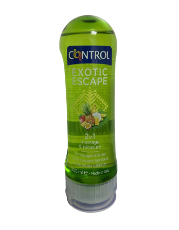 CONTROL EXOTIC ESCAPE MASSAGE 2000ML