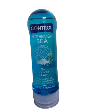 CONTROL MEDITERRRANEAN SEA MASSAGE 200ML