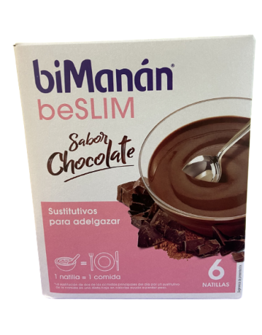 BIMANAN NATILLAS CHOCOLATE 260 G