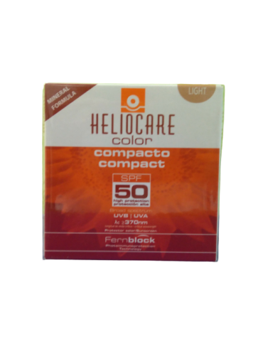 HELIOCARE SPF 50 COMPACTO LIGHT 10 G