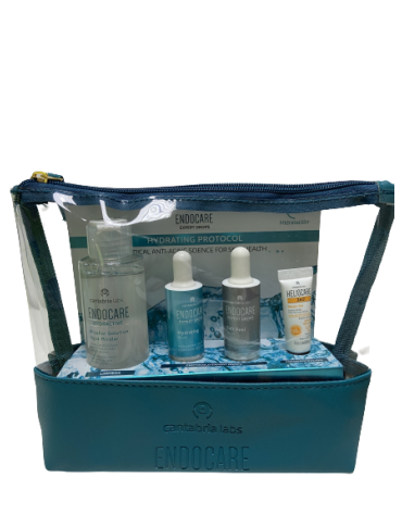 PACK ENDOCARE EXPERT DROPS HYDRATING + SOFT PEEL